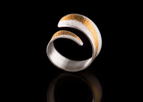 spiral+ ring